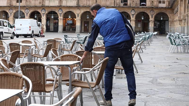 14 horas - Los datos del turismo en España durante 2020 - Escuchar ahora