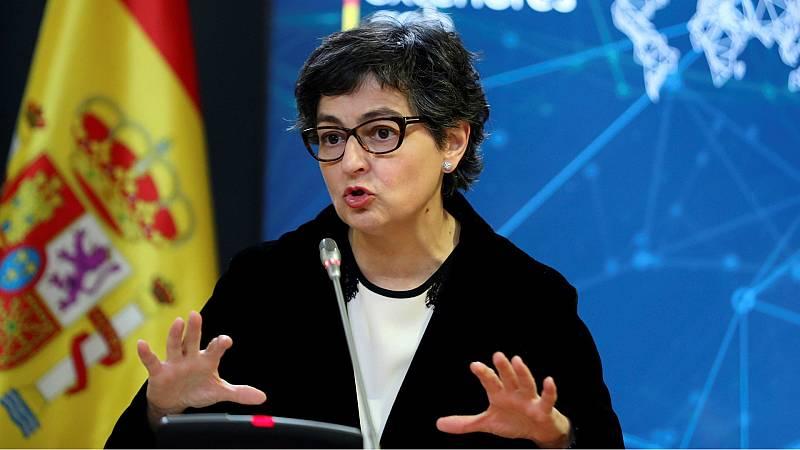 14 horas - España y Reino Unido alcanzan un principio de acuerdo para eliminar la verja de Gibraltar - Escuchar ahora