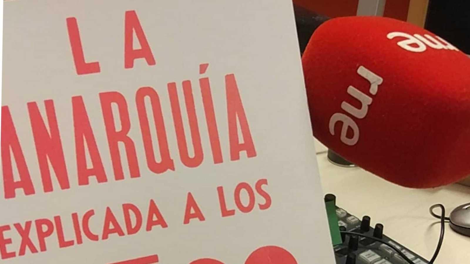 Hoy empieza todo con Marta Echeverría - Anarquía para niños, Julio Jara y The Paris Review - 05/01/21 - escuchar ahora