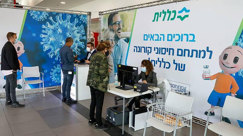 14 horas - ¿Por qué Israel está vacunando tan rápido contra la COVID? - Escuchar ahora