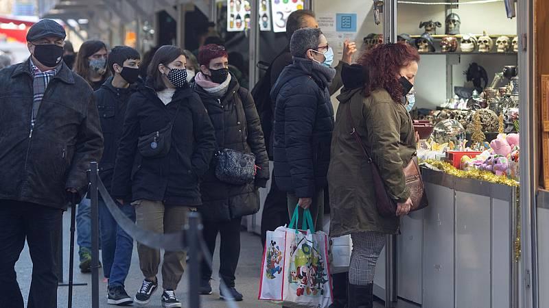Boletines RNE - España registra la peor cifra de contagios en dos meses - Escuchar ahora