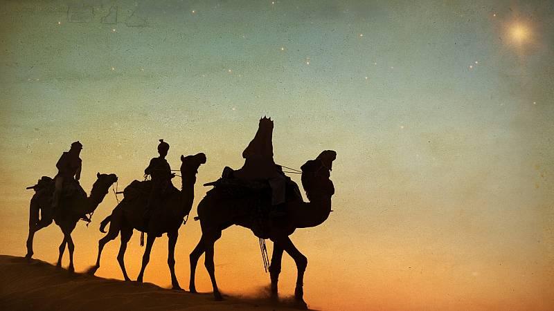 Más cerca - La estrella de los Reyes Magos de Oriente - Escuchar ahora