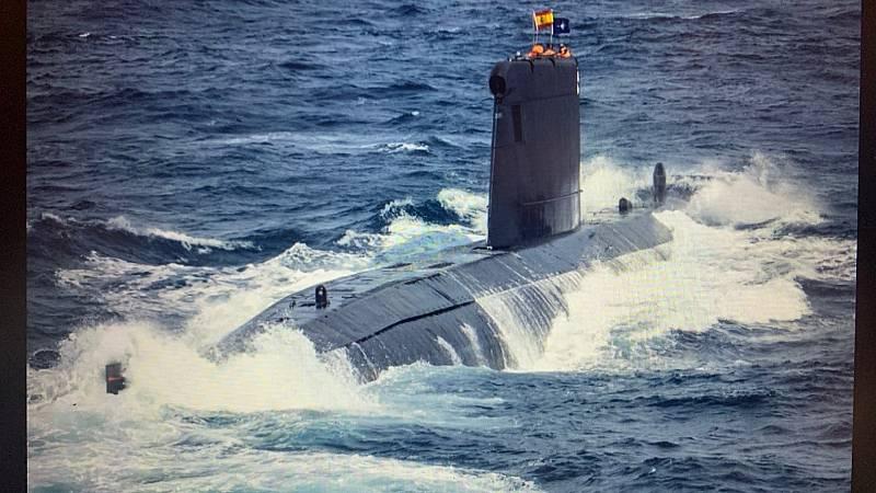 Gente despierta - Cosas de la vida, una oficial de submarinos, con Luismi Pascual - Escuchar ahora