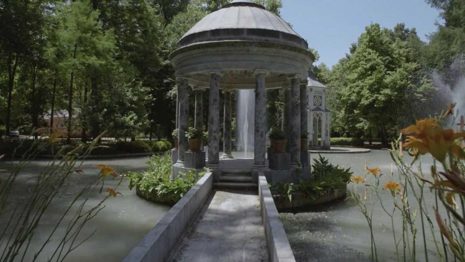 En clave turismo - 'Jardines con Historia', en La 2 de TVE - 07/01/21 - Escuchar ahora
