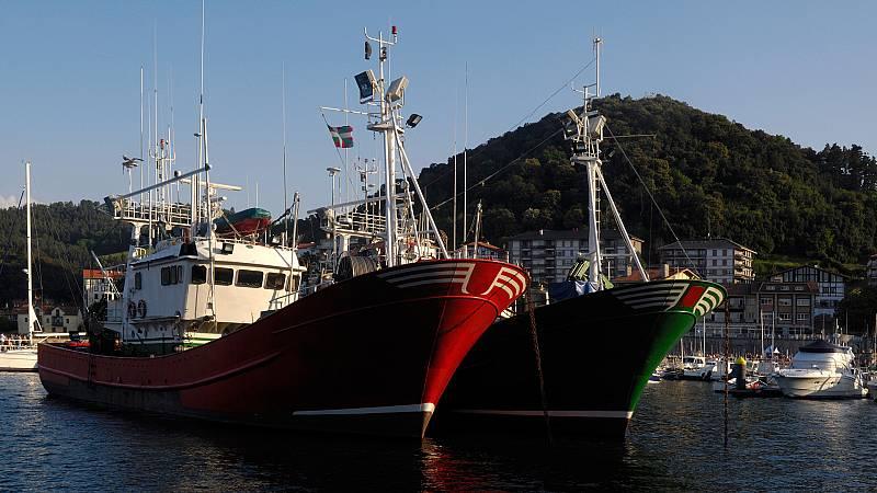 Españoles en la mar - Las incógnitas que preocupan a nuestros pescadores tras la salida del Reino Unido de la UE - 07/01/21 - Escuchar ahora
