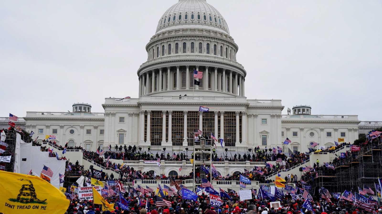 Cinco Continentes - Washington, el día después de la tormenta - Escuchar ahora