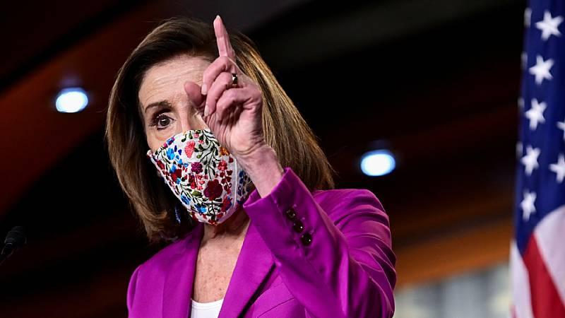 14 horas - Los demócratas, dospuestos a promover un impeachment exprés para destituir a Trump - Escuchar ahora