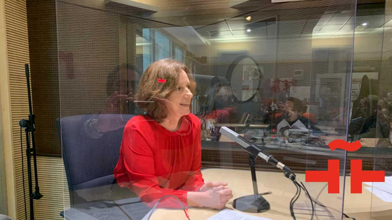La ventana del Cervantes - Preparando la celebración del 30 aniversario - 09/01/21 - Escuchar ahora