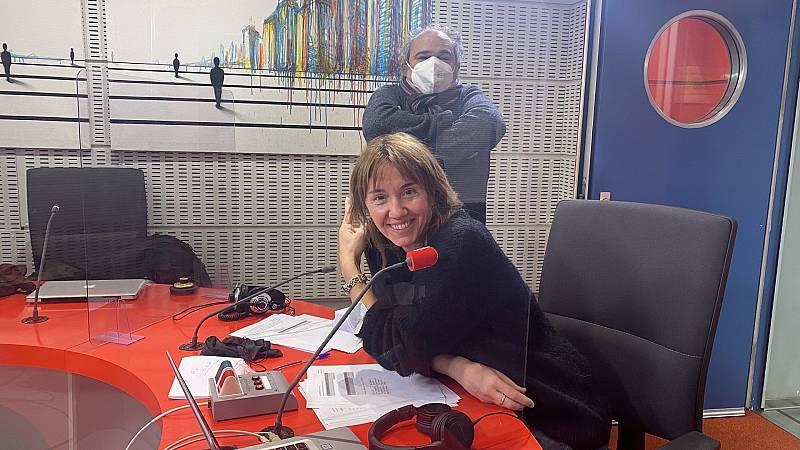 Hoy empieza todo con Marta Echeverría - Año de nieves y mieles, memes del 2021 y Mujeres fuertes - 08/01/21 - escuchar ahora