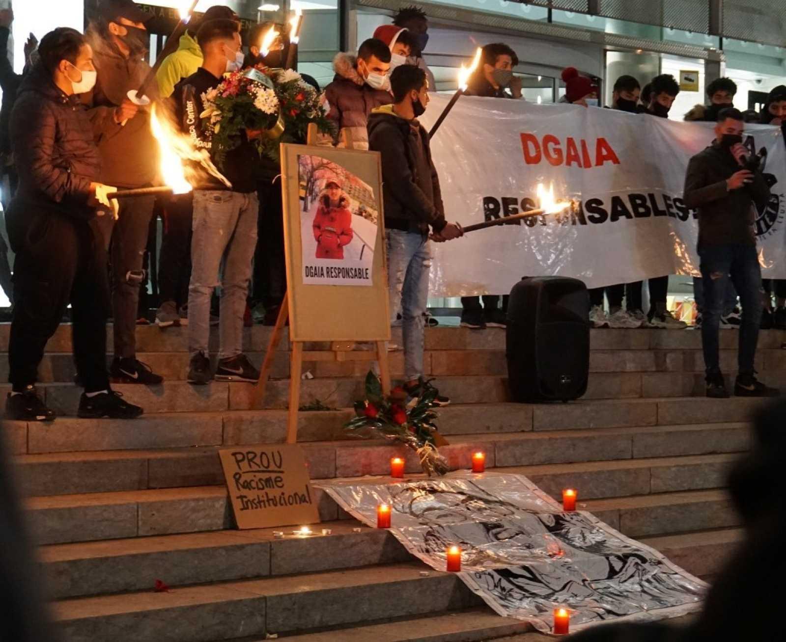 Món Possible  - El suïcidi de Hamza Iouazgui