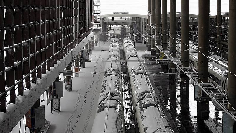 14 horas Fin de Semana - Los trenes volverán a operar gradualmente desde esta tarde - Escuchar ahora