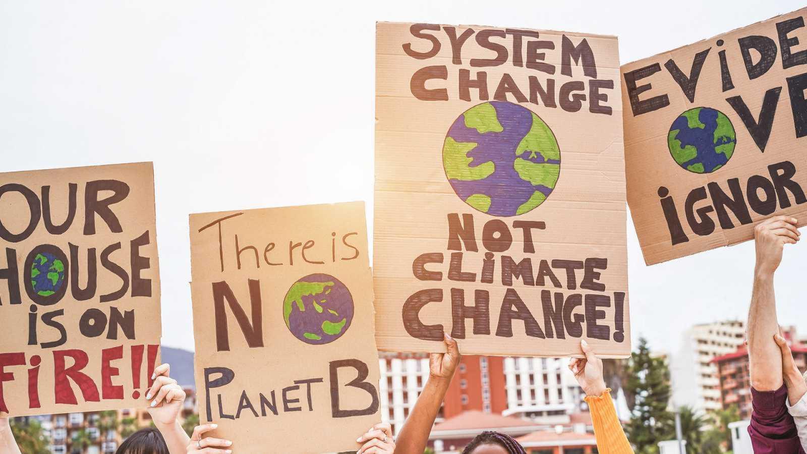 Reportajes 5 Continentes - 2021: un año de retos frente al cambio climático - Escuchar ahora