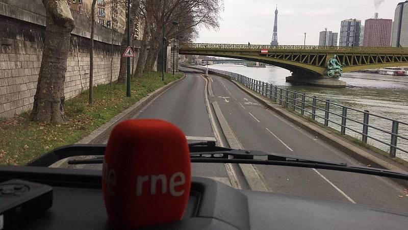 14 horas - La nueva burocracia del Brexit: acompañamos a un transportista que intenta entrar en Reino Unido - Escuchar ahora