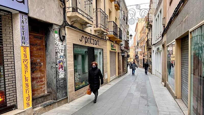"""14 horas - Extremadura es la comunidad con la tasa más alta de contagios: """"Los ciudadanos deben autoconfinarse"""" - Escuchar ahora"""