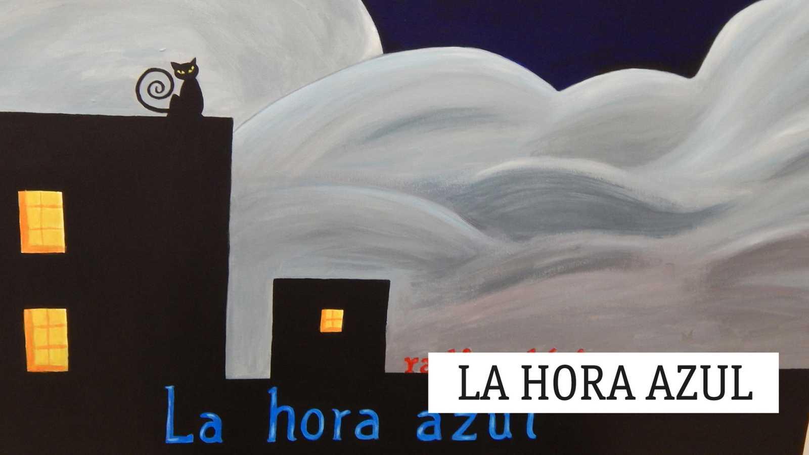 La hora azul - Charlas (pre-pandemia) en la librería - 12/01/21 - escuchar ahora