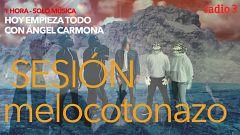 Hoy empieza todo con Ángel Carmona - #SesiónMelocotonazo: The flaming lips, Awolnation, Miss Cafeina... - 13/01/21