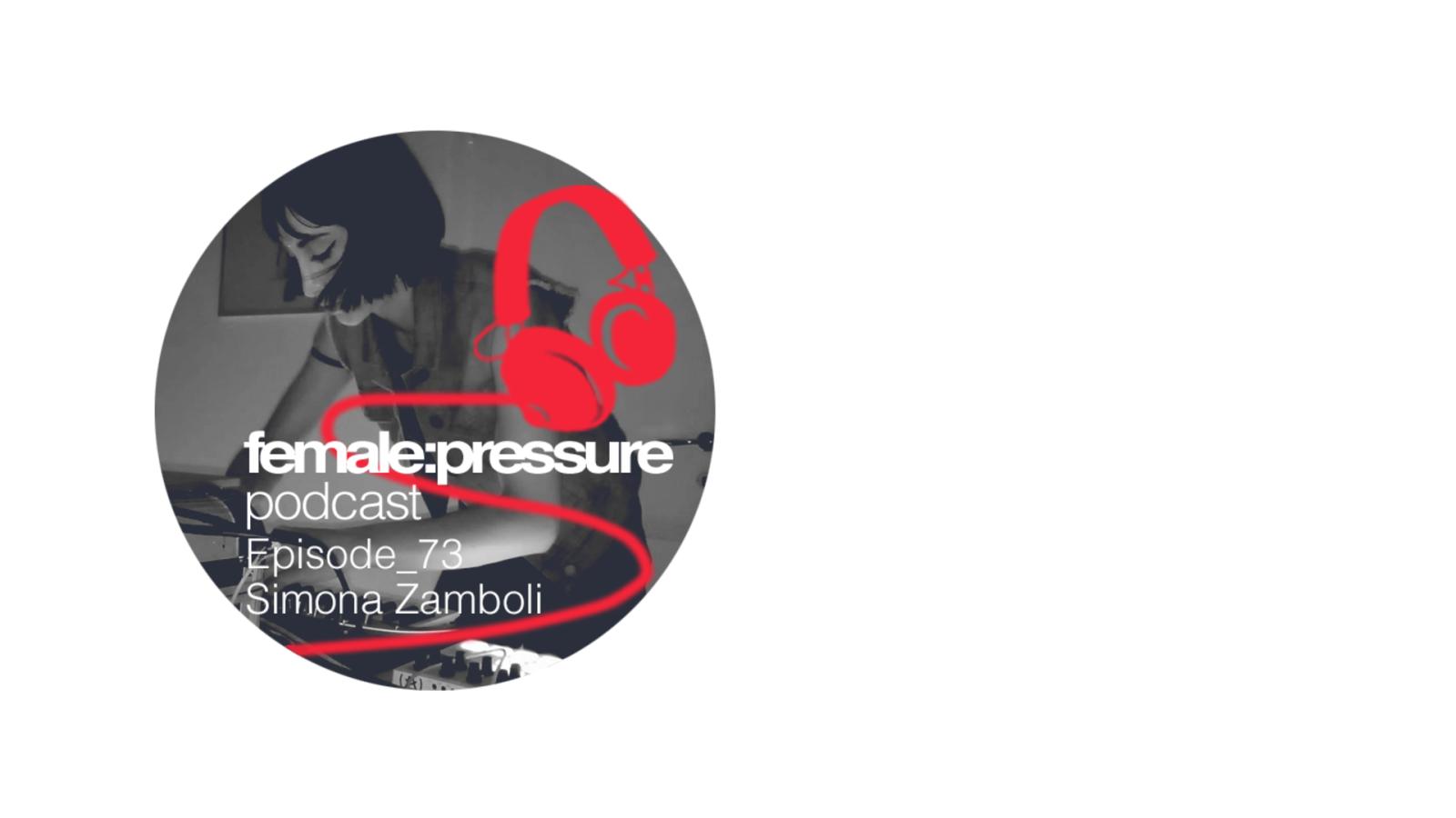 Resonancias - Female Pressure: Simona Zamboli - Escuchar ahora