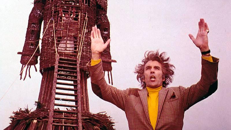 Sangre sobre la tierra - The wicker man (El hombre de mimbre, 1973) - Escuchar ahora