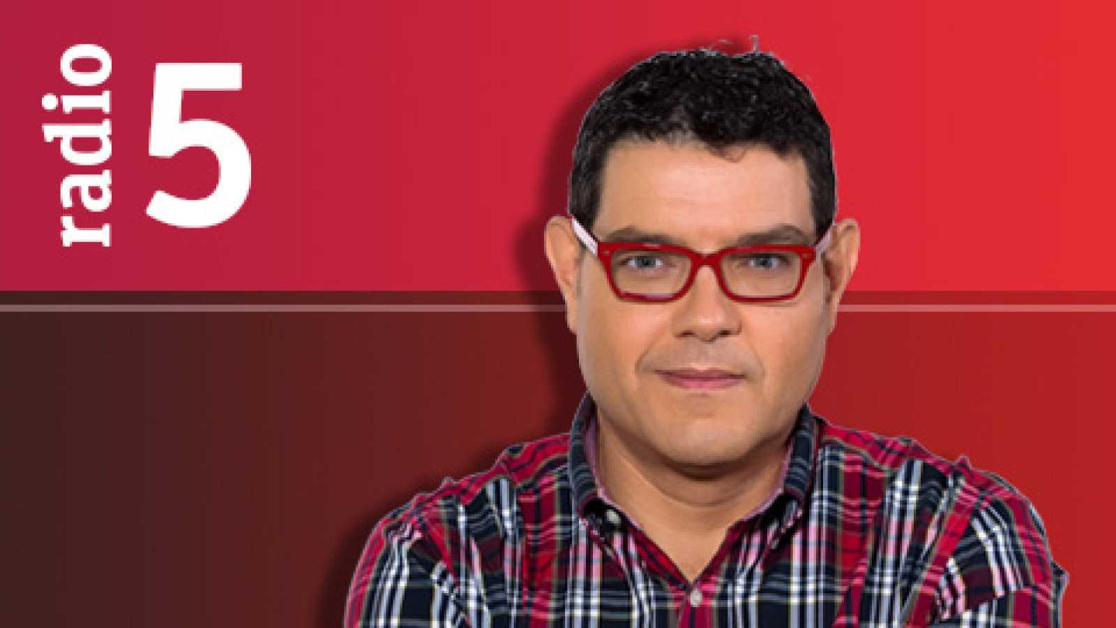 La entrevista de Radio 5 - Gonzalo Escribano - 14/01/21 - Escuchar ahora