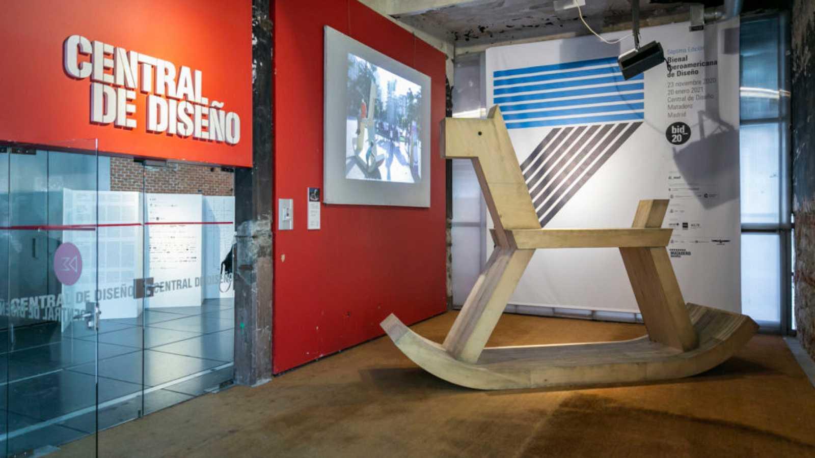 Hora América en Radio 5 -  7ª Bienal Iberoamericana de Diseño (BID) - 14/01/21 - Escuchar ahora