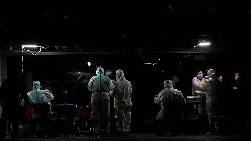 14 horas - Un equipo de la OMS ya está en Wuhan para investigar el origen del coronavirus - Escuchar ahora