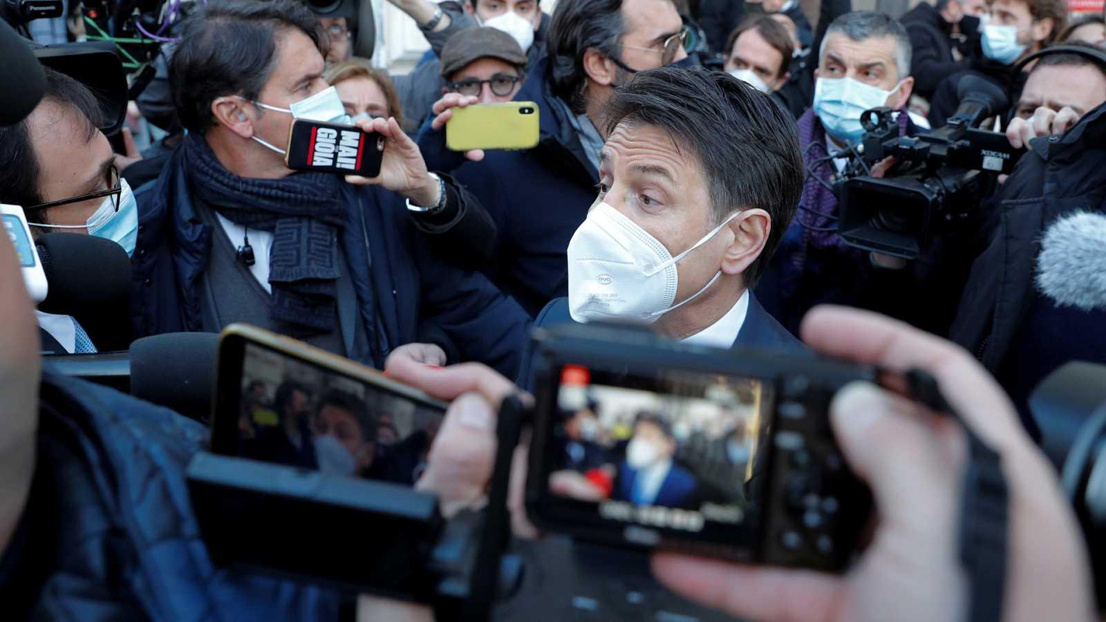 Europa abierta - La enésima crisis de un gobierno italiano  - Escuchar ahora