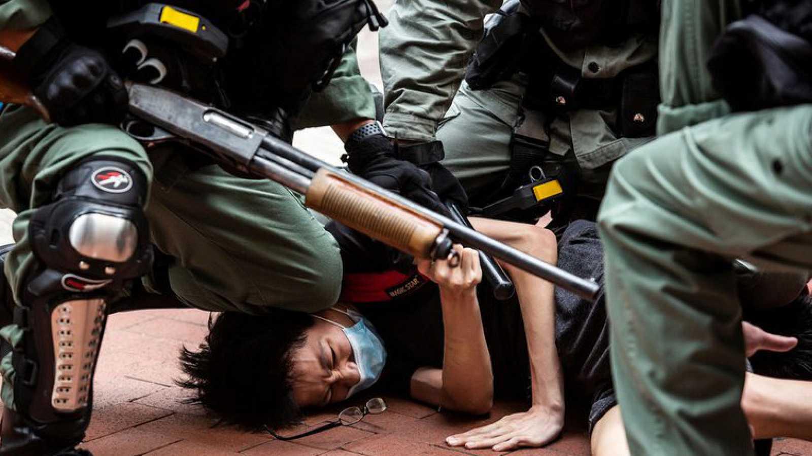 Asia hoy - Alarmante aumento de la represión política en China - 14/01/21 - Escuchar ahora