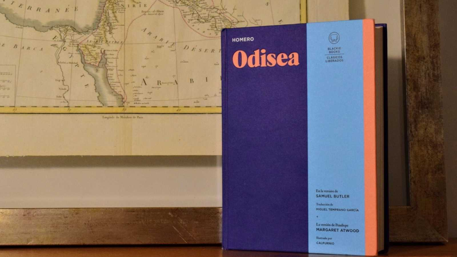 Oxiana - Homero   Odisea  - Escuchar ahora