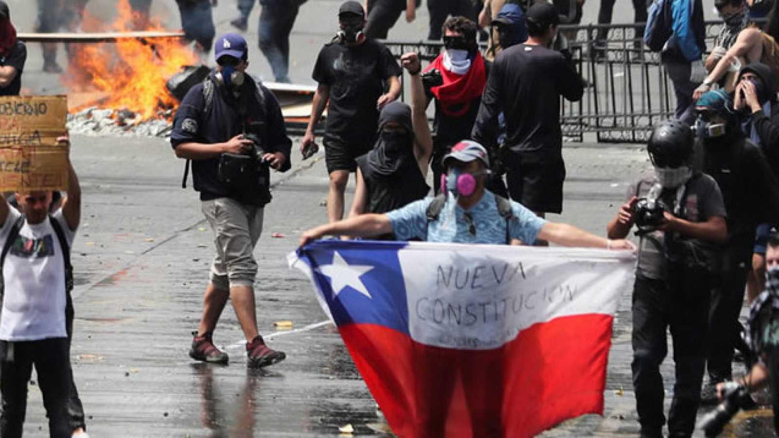 Hora América - América Latina en el Informe Mundial 2020 de Human Rights Watch - 14/01/21 - ecuchar ahora