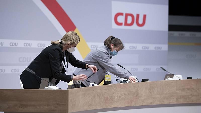 Las mañanas de RNE con Íñigo Alfonso - La CDU alemana elige a su nuevo líder tras la era Merkel - Escuchar ahora
