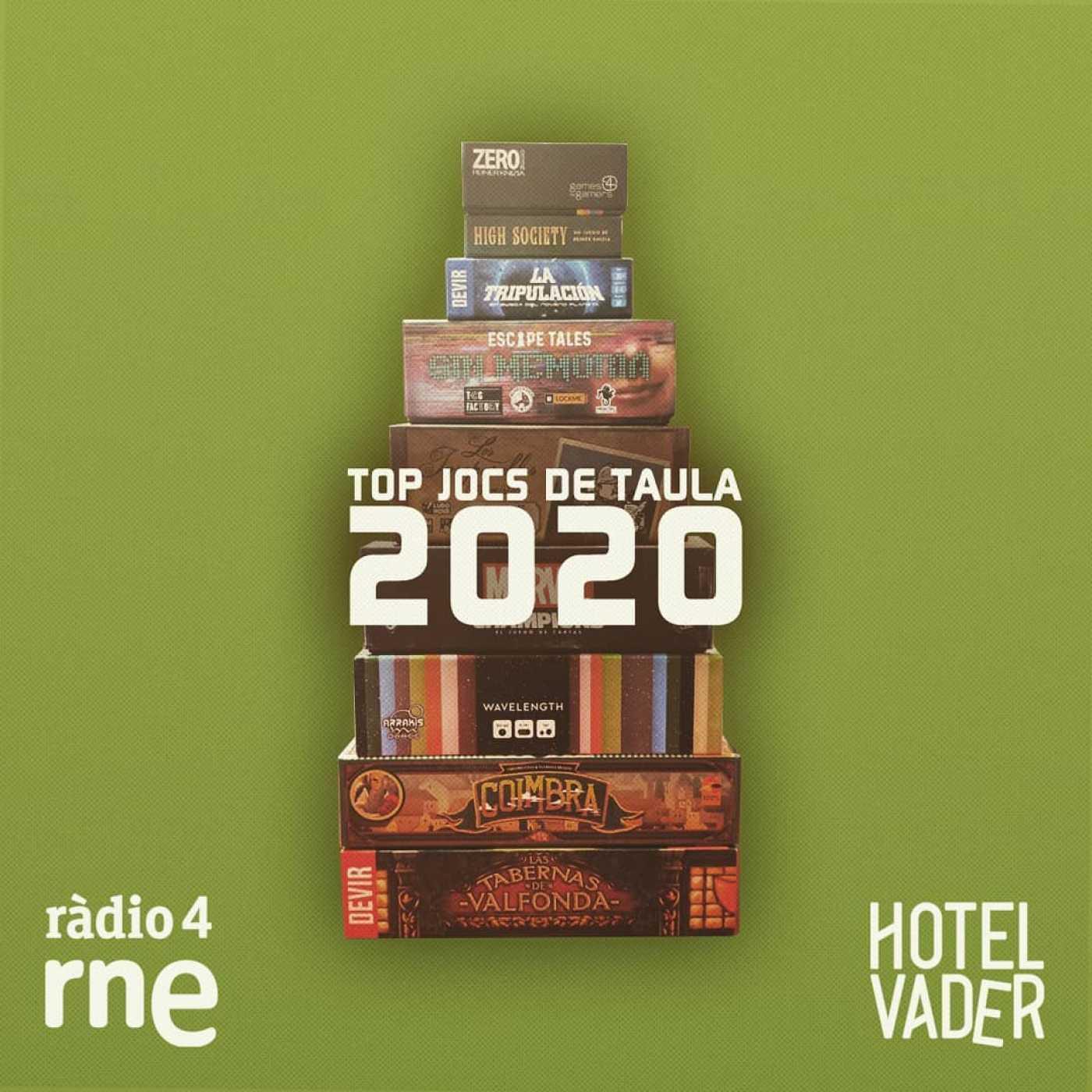 Hotel Vader - Top Jocs de taula 2020