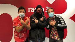 Hoy empieza todo con Ángel Carmona - La censura está de actualidad y Kase.O también - 15/01/21