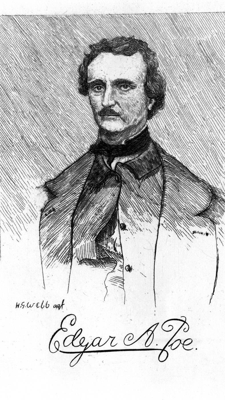 Las cuñas de RNE - Literatura de terror: 212 años del nacimiento de Allan Poe en Memoria de Delfín - Escuchar ahora