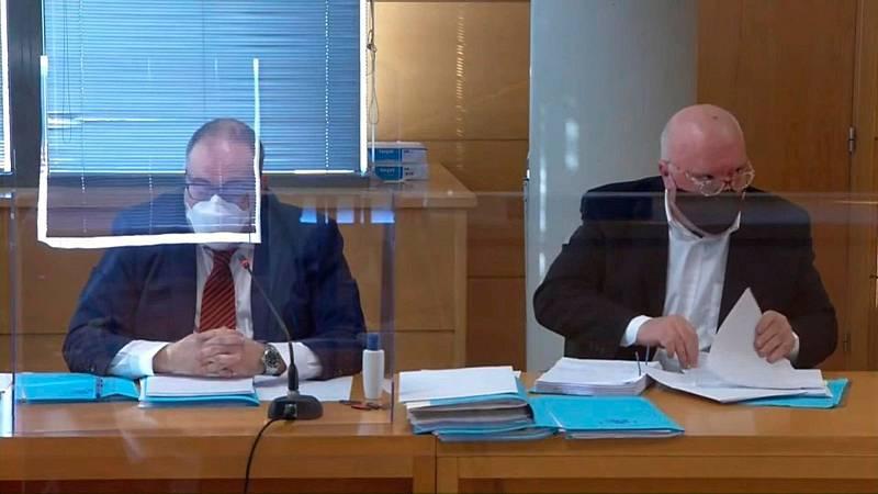 14 horas - Corinna Larsen respalda la versión de Villarejo y asegura que Sanz Roldán la amenazó de muerte - Escuchar ahora