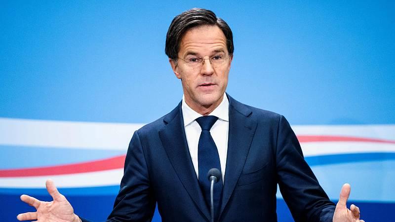 14 horas - El Gobierno de Países Bajos dimite por un escándalo de discriminación en el reparto de ayudas sociales - Escuchar ahora