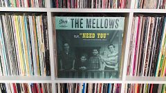 El Patillas DJ - The Mellows, Rata Negra, Los Hermanos Cubero - 16/01/21
