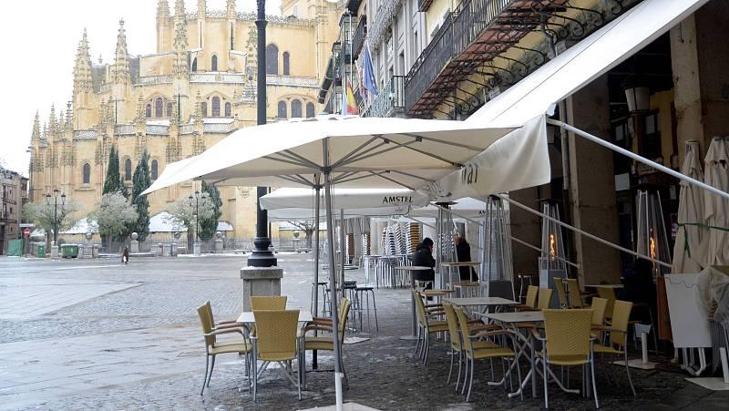 24 horas - Castilla y León adelanta el toque de queda a las 20h a pesar del rechazo del Gobierno - Escuchar ahora