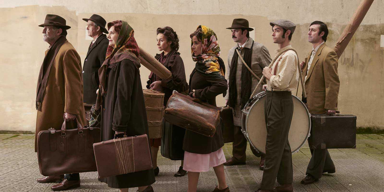 """La sala - Los estrenos de """"El viaje a ninguna parte"""" y 'Atocha: El revés de la luz¿ y teatro en Torreperogil (Jaén) - 17/01/21 - ESCUCHAR AHORA"""