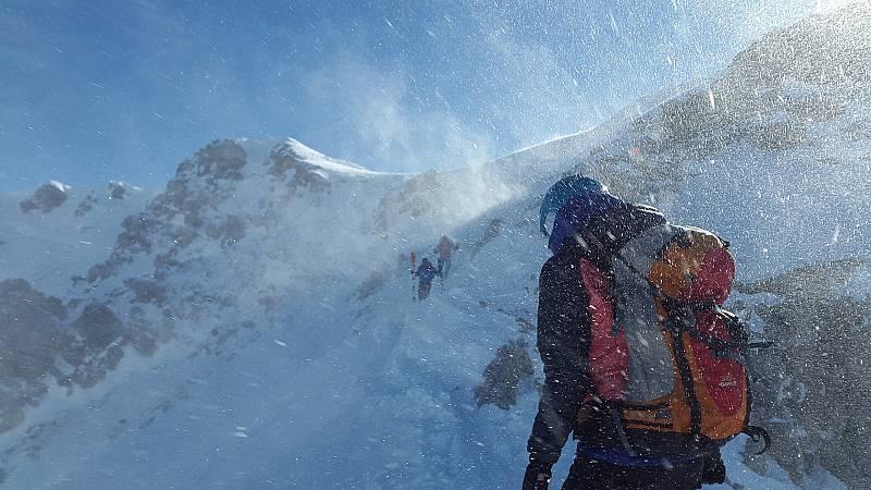 14 horas Fin de Semana - El alpinismo: una atracción casi filosófica por la montaña - Escuchar ahora