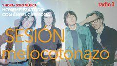 Hoy empieza todo con Ángel Carmona - #SesiónMelocotonazo: RIZAH, Phoenix, Wilco... : 18/01/21