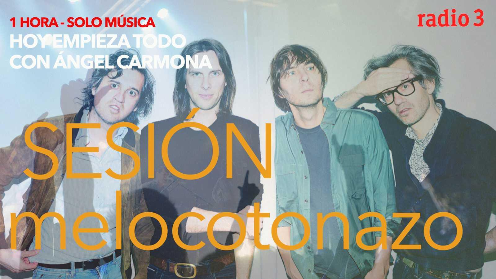Hoy empieza todo con Ángel Carmona - #SesiónMelocotonazo: RIZAH, Phoenix, Wilco... : 18/01/21 - escuchar ahora