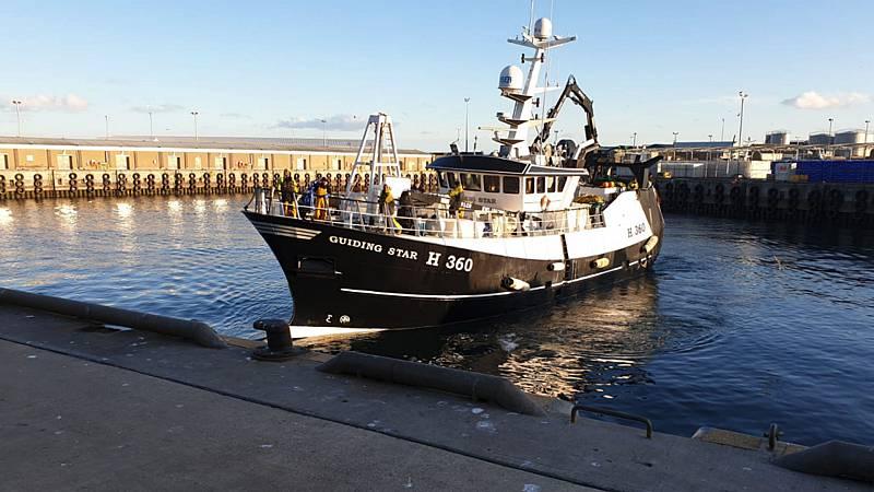 Las mañanas de RNE con Íñigo Alfonso - El Brexit reduce al 50% muchas capturas de pescado y marisco - Escuchar ahora