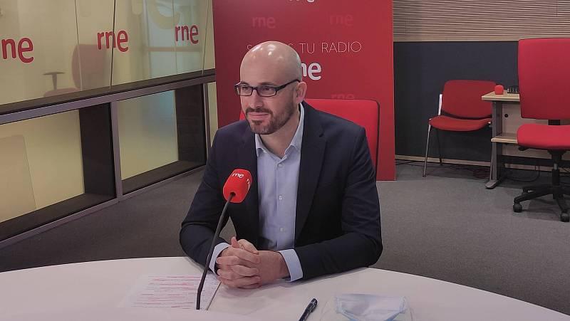 """Las mañanas de RNE con Íñigo Alfonso - Nacho Álvarez: """"Es posible gestionar la crisis reforzando los servicios esenciales"""" - Escuchar ahora"""