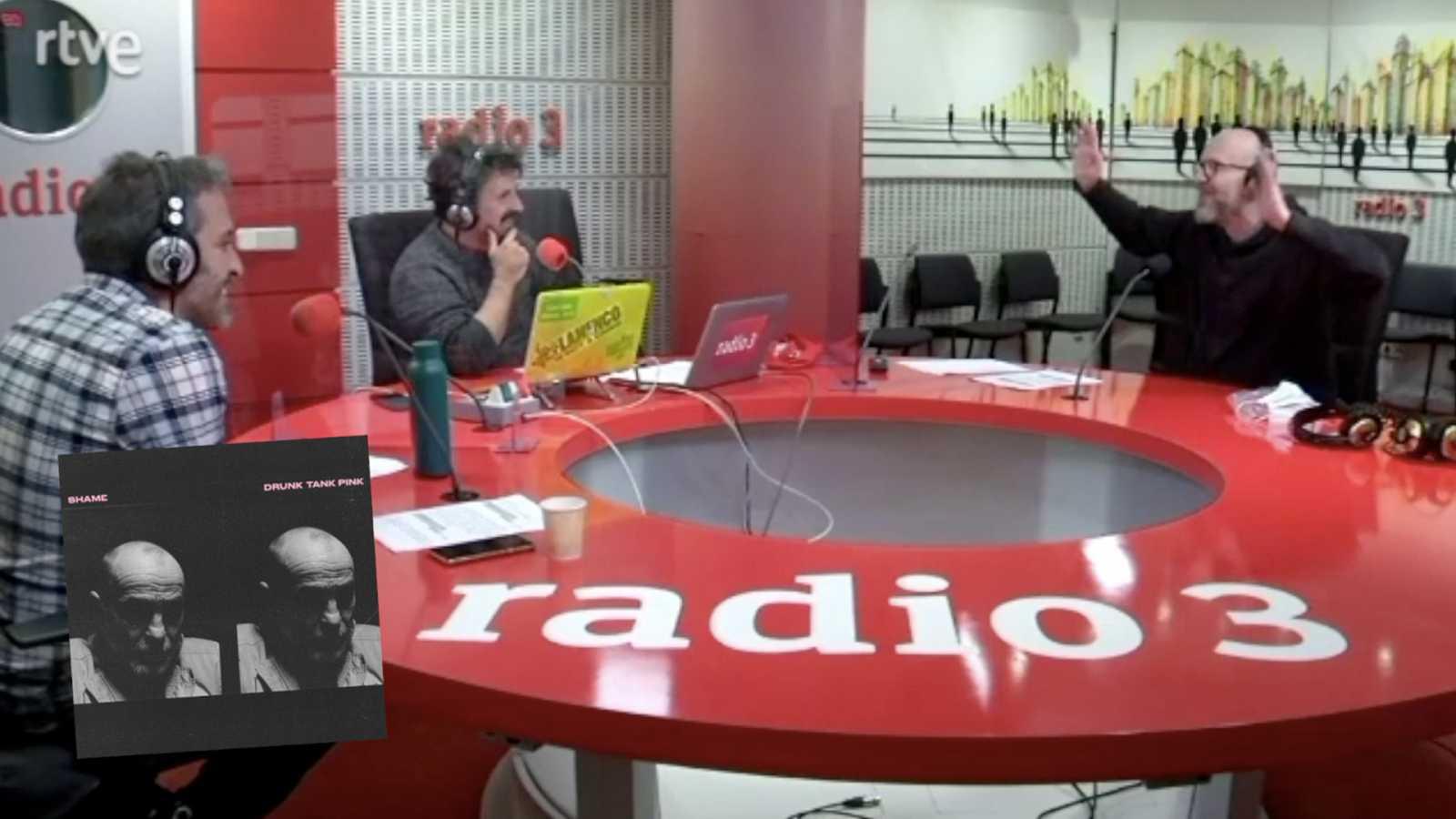 Hoy empieza todo con Ángel Carmona - Aiko el Grupo, Shame y Deslenguados - 18/01/21 - escuchar ahora