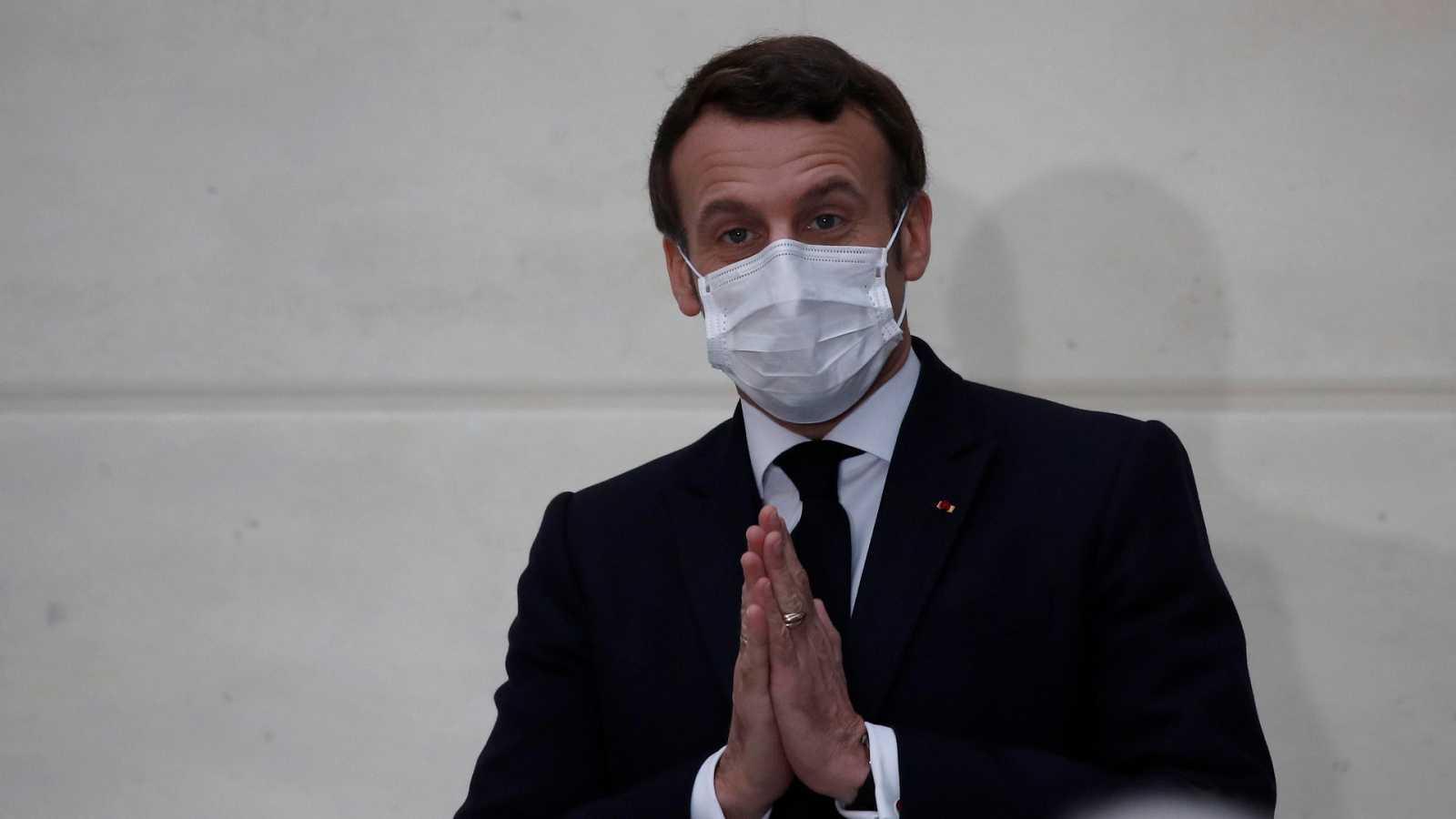 Reportajes 5 Continentes - 2021: en Francia, un año clave para Emmanuel Macron - Escuchar ahora
