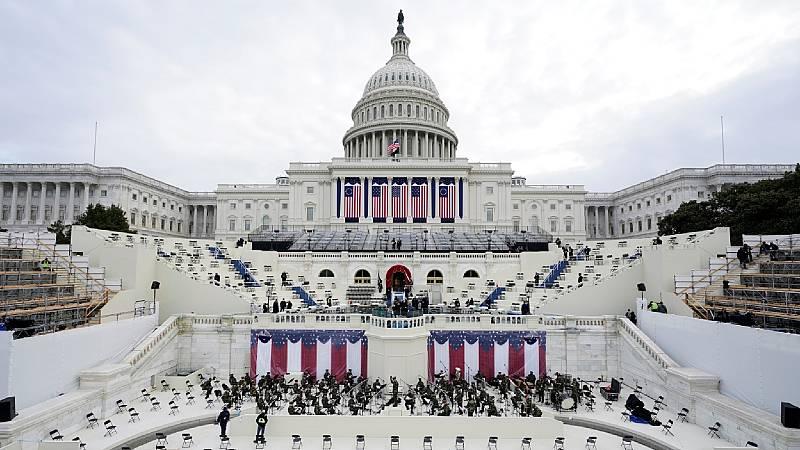 24 horas - Mesa del Mundo: Los preparativos de la toma de posesión de Biden - Escuchar ahora