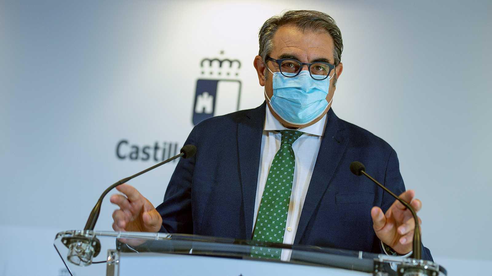 """Las mañanas de RNE con Íñigo Alfonso - Castilla-La Mancha pide al Gobierno adelantar el toque de queda: """"Nuestras medidas ya están al límite de lo permitido"""" - Escuchar ahora"""