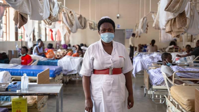 África hoy - El trabajo de Amref Salud África durante la pandemia del COVID-19 - 18/01/21 - escuchar ahora