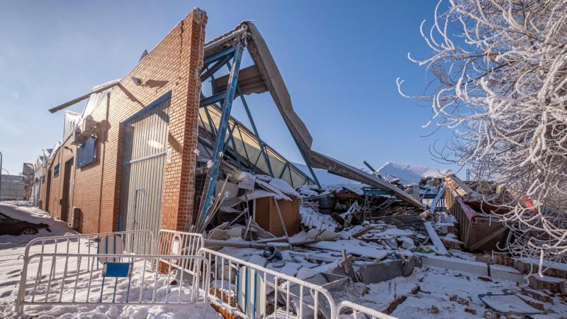 14 horas - El Gobierno declara la zona catastrófica en todas las regiones afectadas por el temporal 'Filomena' - Escuchar ahora