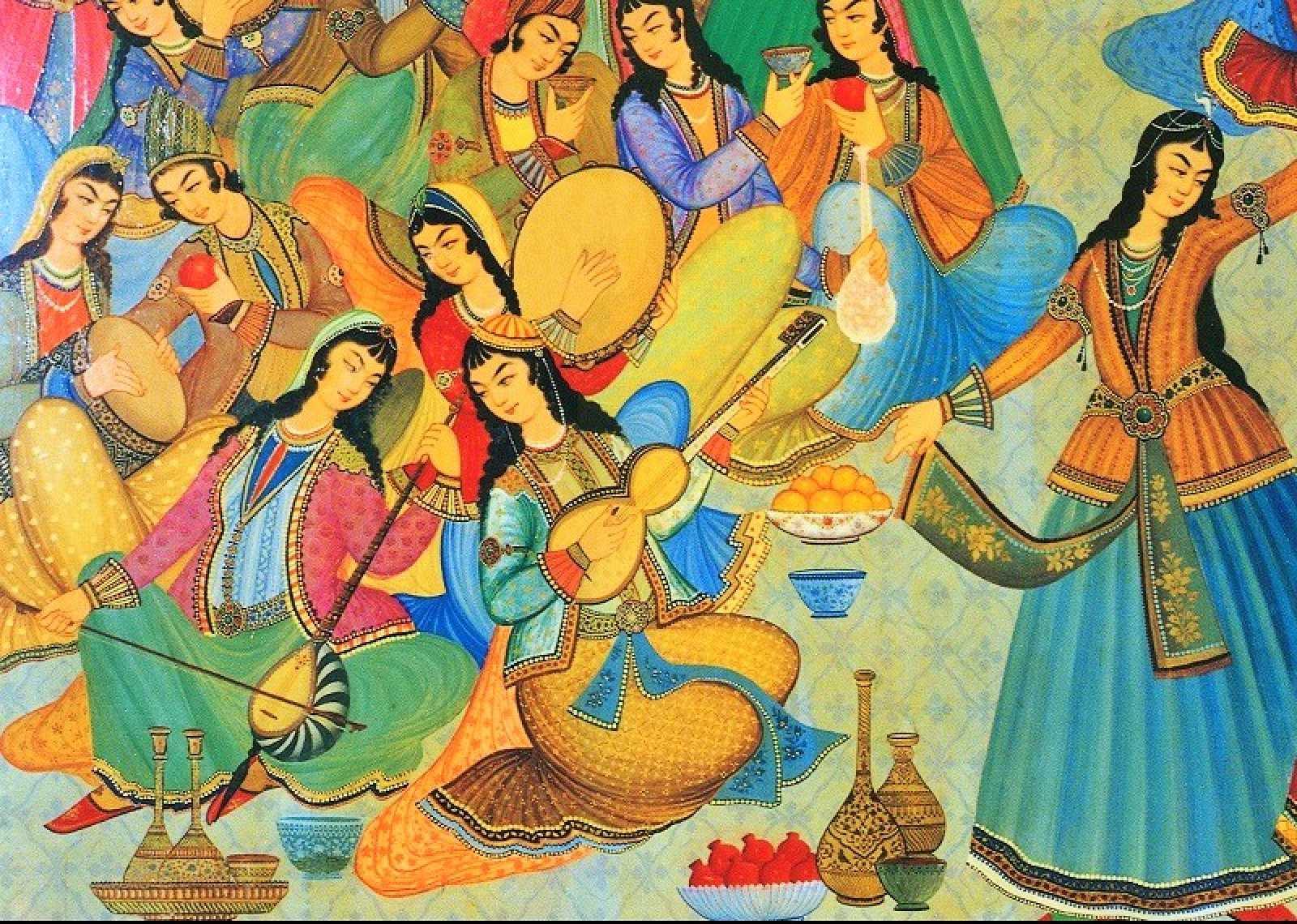 Rumbo al este - Mahsa y Marjan Vahdat: Destellos de esperanza - 03/02/21 - escuchar ahora